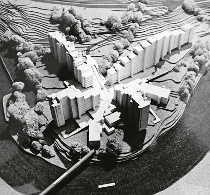 Modell Webermühle Neuenhof