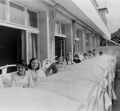 Barmelweid Kinderstation