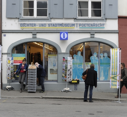 LIVE Dichter und Stadtmuseum Liestal