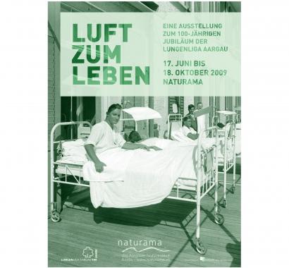 Luft zum Leben 100 Jahre Lungenliga Aargau 2009