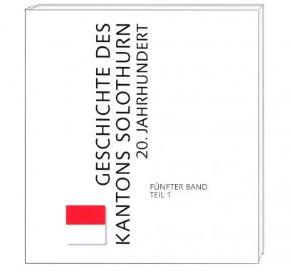 Kantonsgeschichte Solothurn Titelseite