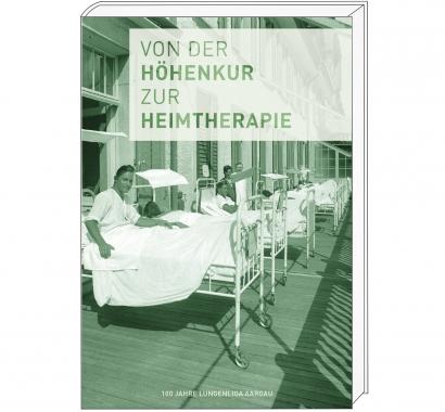 Cover 100 Jahre Lungenliga Aargau