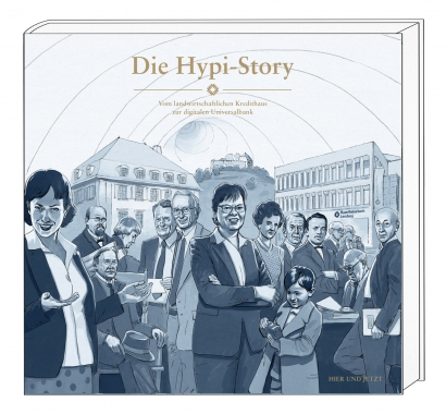 Hypi-Story Cover © Joe Rohrer und Raphael Gschwind