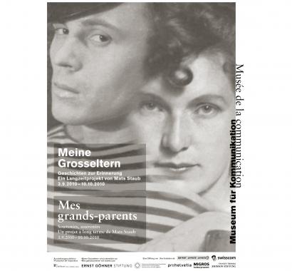Plakat Meine Grosseltern