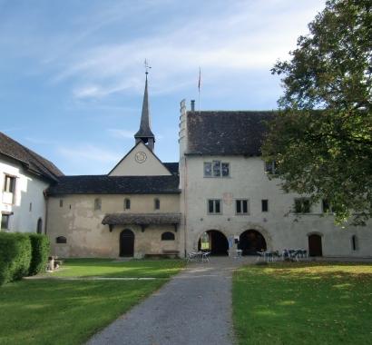 Ritterhaus Bubikon, Hof