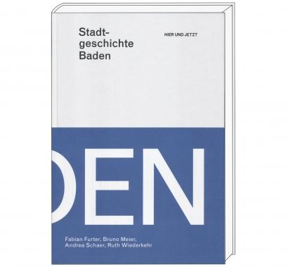 Stadtgeschichte Baden Cover