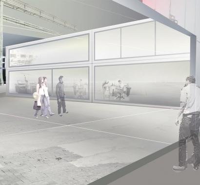 Visualisierung museum schaffen
